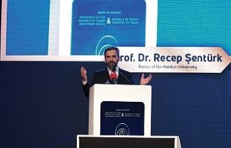 İbn Haldun Üniversitesi'nde Zirve gerçekleştirildi