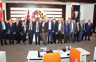 TOSYÖV, KOBİ destekçilerini Afyonkarahisar'da buluşturdu
