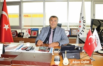 Gebze Güzeller OSB Yönetim Kurulu Başkanı Adem Ceylan