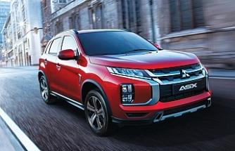 Mitsubishi Motors'tan, 2020 model ASX kompakt SUV modelinin dünya prömiyeri