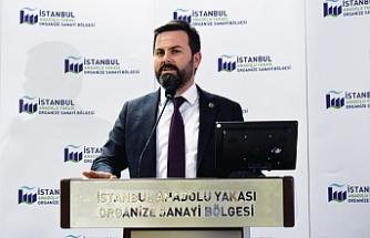 Murat Çökmez yeniden İAYOSB'nin Başkanı