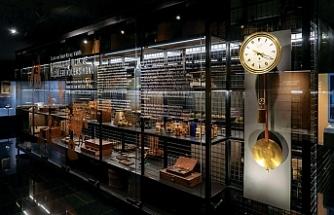 Osmanlı Saat Ustası Mustafa Şem'i Pek'in Saati, Pera Müzesi'nde