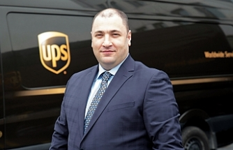 UPS'ye ödül verildi