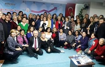 Batı Karadeniz Girişimci ve Üretken İş Kadınları Çalıştayı yapıldı