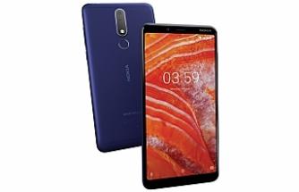 Nokia 3.1 Plus, Türkiye'de