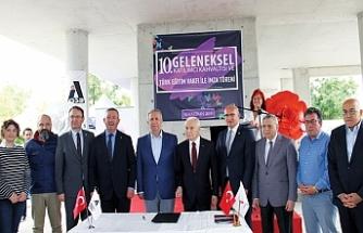 Anadolu OSB ve TEV eğitim için el sıkıştı