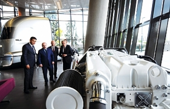 Ford Otosan Ar-Ge Merkezi Bakan Varank'tan tam not aldı