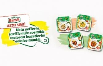 Restoran lezzetleri Banvit'le sofranızda