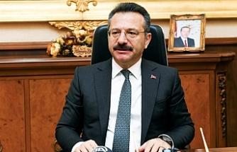 Kocaeli Valisi Hüseyin Aksoy'a göre Kocaeli;2023 KOŞUSUNUN FİNALİSTİ