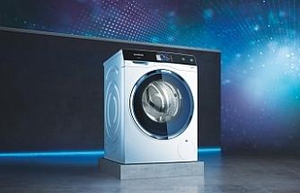 Siemens'in sensoFresh teknolojisi giysileri yıkamadan temizliyor