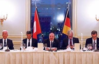 Türk-Alman TSO'ları50 milyar doları hedefliyor