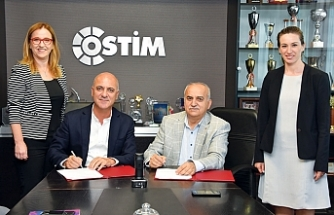 OSTİM Teknopark, Antalya OSB Teknopark'ın mentoru oldu