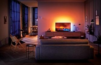 Philips TV, OLED ve P5 görüntü işleme özellikleriyle öne çıkıyor