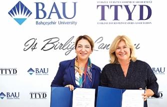 TTYD - Bahçeşehir Üniversitesi turizm için güçlerini birleştirdi
