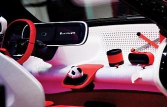 Fiat Concept Centoventi, CES 2020'de sergilendi