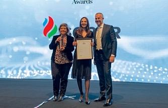 Socar Türkiye'ye, 'Yılın İtibarlısı Ödülü' verildi