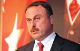 HASAN SERT - TÜMSİAD Başkanı