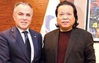 Sivas TSO, Çin'i ağırladı