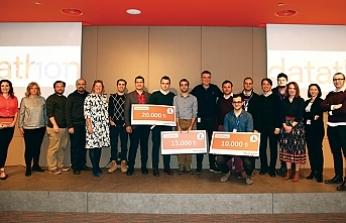 ING Datathon kazananları belli oldu