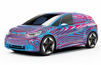 Volkswagen elektrikli model ailesi ID'nin ilk üyesi: ID.3