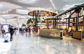 İstanbul Havalimanı'na4 milyon yolcu ayak bastı