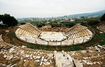 Sabancı Vakfı'nın desteklediği Metropolis Antik Kenti kazıçalışmaları başladı