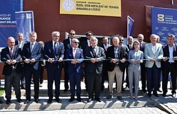 Özel EOSB Mesleki ve Teknik Anadolu Lisesi açıldı