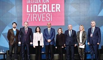 """İş dünyasının liderleri """"Sürdürülebilir ekonomi"""" için buluştu"""