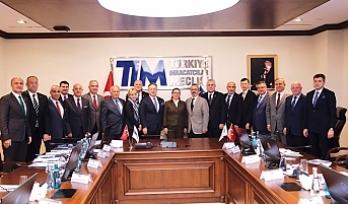 """TİM Başkanı İsmail Gülle;""""İhracatın gerçek uzmanı TİM'dir"""""""