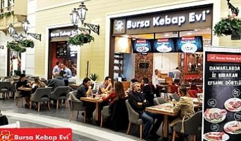 Bursa Kebap Evi Ortadoğu hedefine ilerliyor