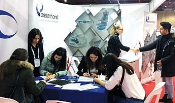 """Kibar Holding """"KOİF'19 Fuarı""""na üç şirketi ile katıldı"""