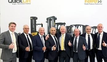 Yale Quick Lift Türkiye pazarında liderlik hedefliyor
