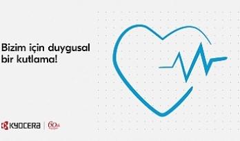 Kyocera Document Solutions Türkiye, 60. kuruluş yılını kutluyor