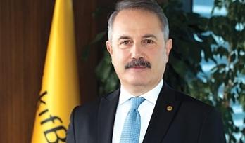 Vakıfbank'ın Genel Müdürü Abdi Serdar Üstünsalih