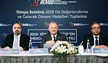 Türkiye ihracatta 'Kimya' ile büyüyor