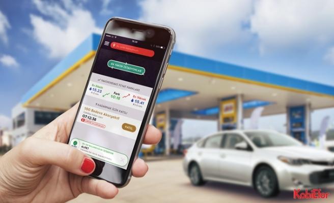 Aygaz'dan Benzinlitre kullanıcılarına konum bazlı özel fırsatlar
