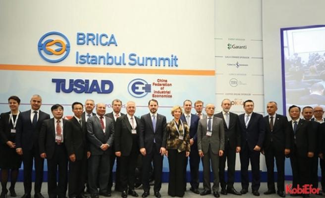 BRICA İstanbul Zirvesi yapıldı