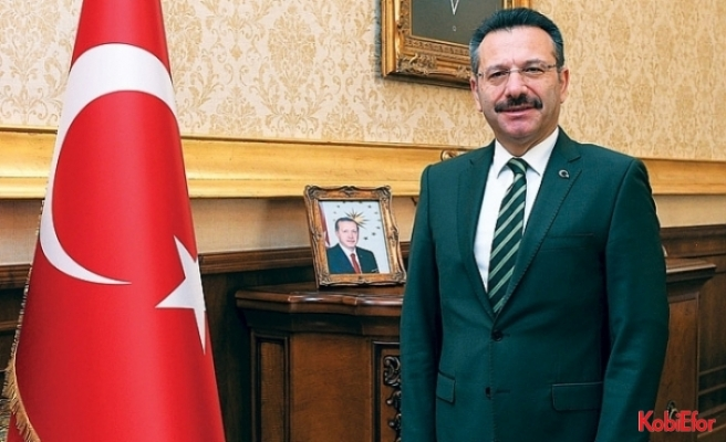 Kocaeli Valisi Hüseyin Aksoy ile 'marka kent'i konuştuk