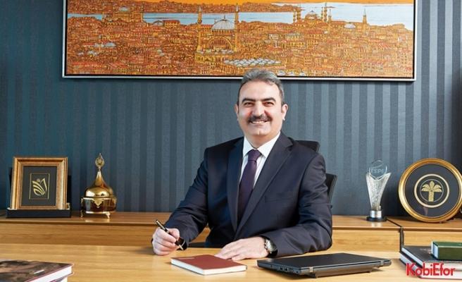 Kuveyt Türk'ten bankacılık sektöründe bir ilk daha: Cebim POS