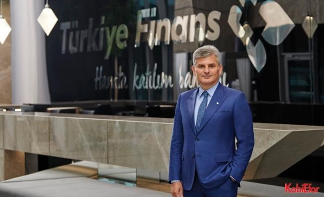 Türkiye Finans, KOBİ'ylebüyüyor, liderliği hedefliyor