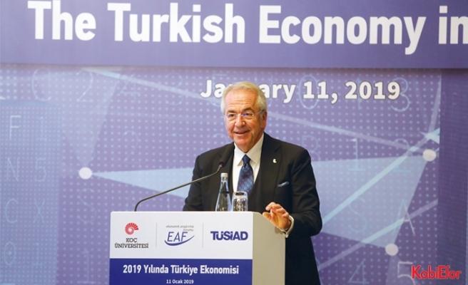 """Ekonomistler Türkiye ekonomisini değerlendirdi:""""2019 Reform Yılı olmalı"""""""