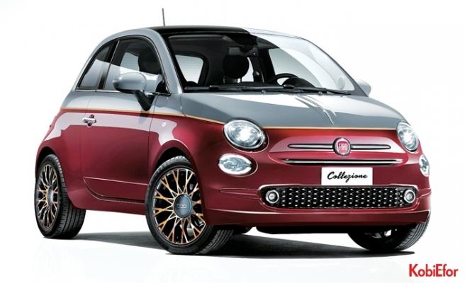 Kışlık Fiat 500 Collezione Türkiye'de