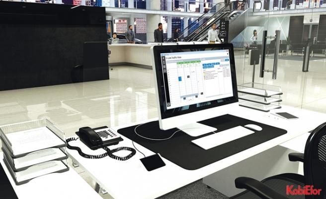 KONE'den E-Link™ Sistemi ile tek noktadanasansör ve yürüyen merdiven takibi