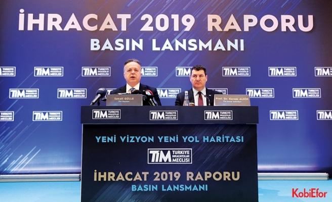 TİM İhracat 2019 Raporu'nu açıkladı5G ihracatçının yol haritası olacak
