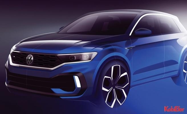 Cenevre Fuarı'nda gözler Volkswagen T-Roc R'da olacak