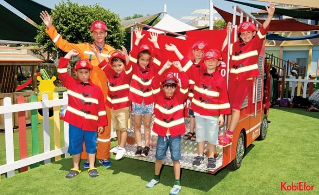 Ela'da, May Fest ile çocuklara mutluluk garantisi