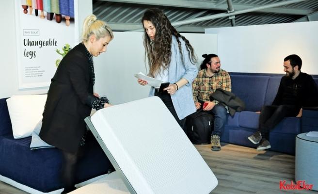 Işık Üniversitesi tasarım öğrencileri Buka'yı ziyaret etti