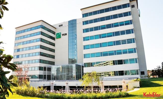 TEB'in kredileriaktiflerinin yüzde 66'sını oluşturdu