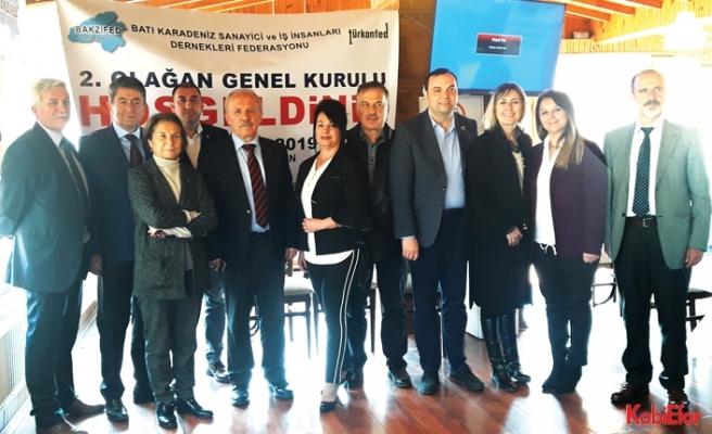 """BAKZİFED BaşkanıBahri Küpeli; """"Kurtuluşüretimde"""""""