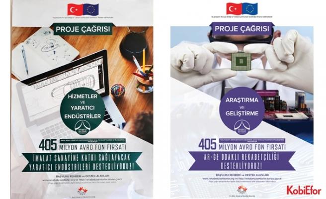 DESTEKLER YERLİ ÜRETİME ODAKLANIYOR